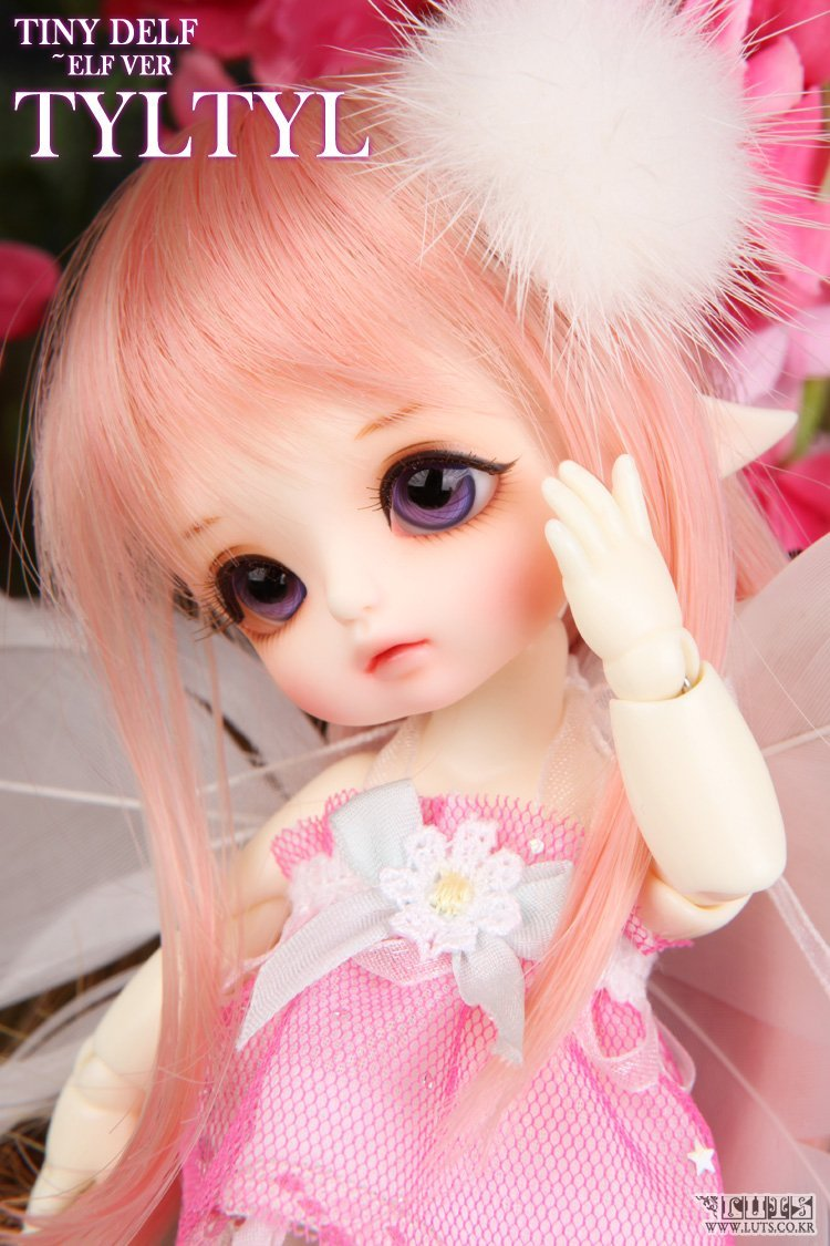 Japanese Big Eyes Doll Kumi Collection