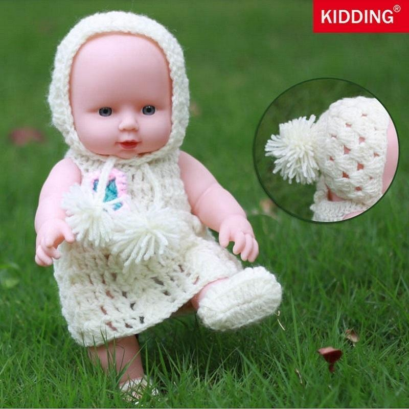 Newborn Soft Adorable Baby Doll