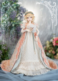 Royal Duchess BJD Big Eyes DIY Smart Fashion Doll