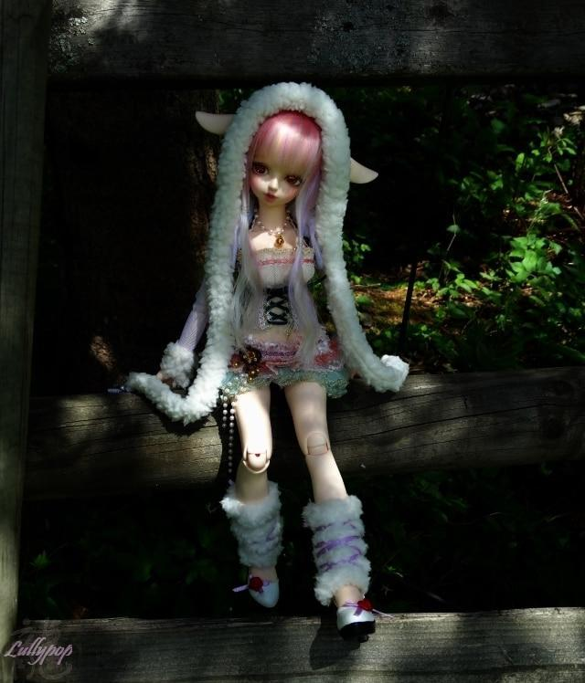Unicorn Elf Angel Fairy BJD Doll