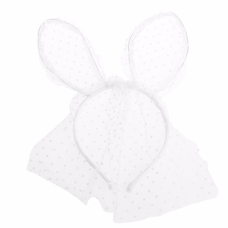 Veil Sexy Party Lace Headband Halloween Costume