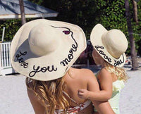 Sun Summer Cruise More Love you Cute Girl Kids Hat Beach Vacation