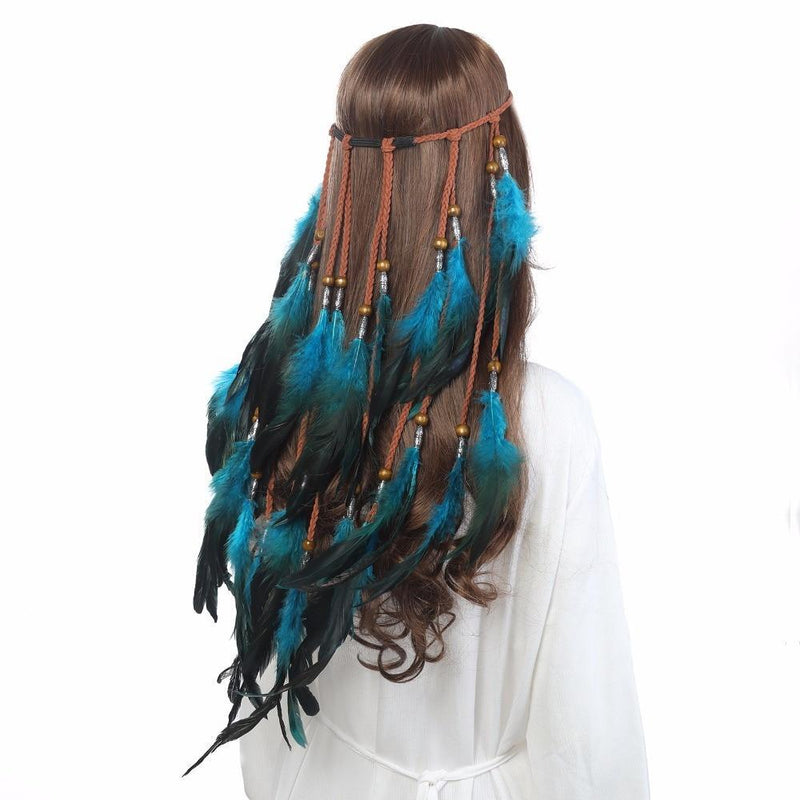 Gypsy Dream Feather Headbands