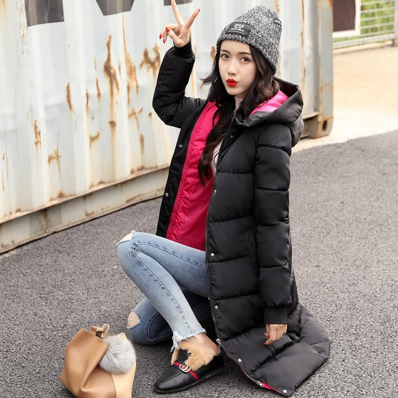 Cameo Hooded Winter Coat