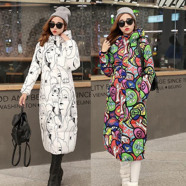 Long Street Style Korean Japanese Wool Winter Warm Slim Patches Raincoat Plaid New Jacket Faux Cute Coat