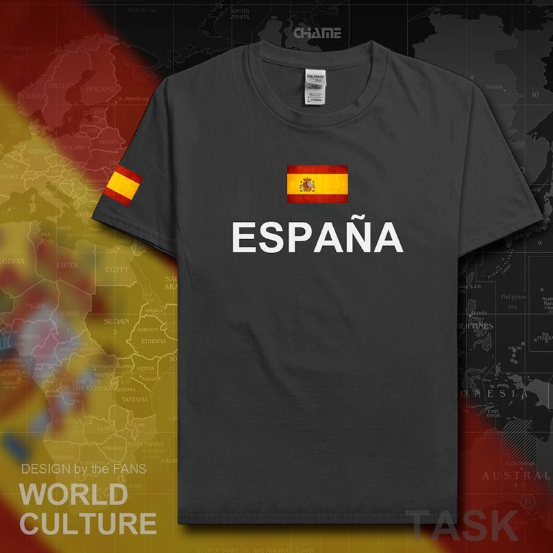 Spain national Soccer team Jersey Tshirts