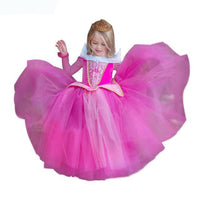 Birthday Ice Belle Cartoon Queen Princess Party Kids Girls Aurora