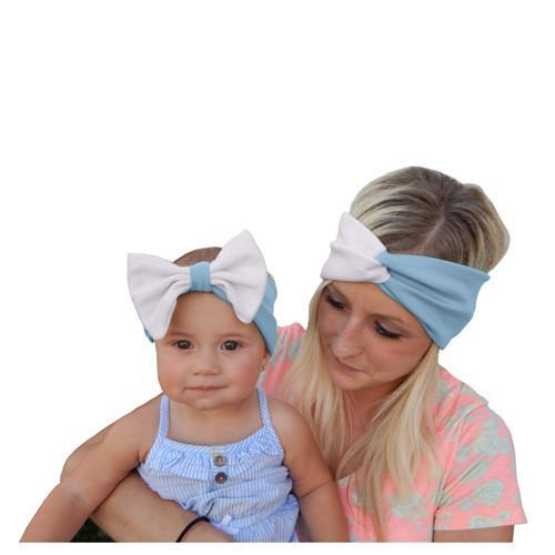 Mommy & Me Matching Knotted Headband