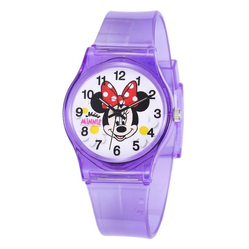 Hello Kitty & Friends Silicon Cartoon Wristwatch