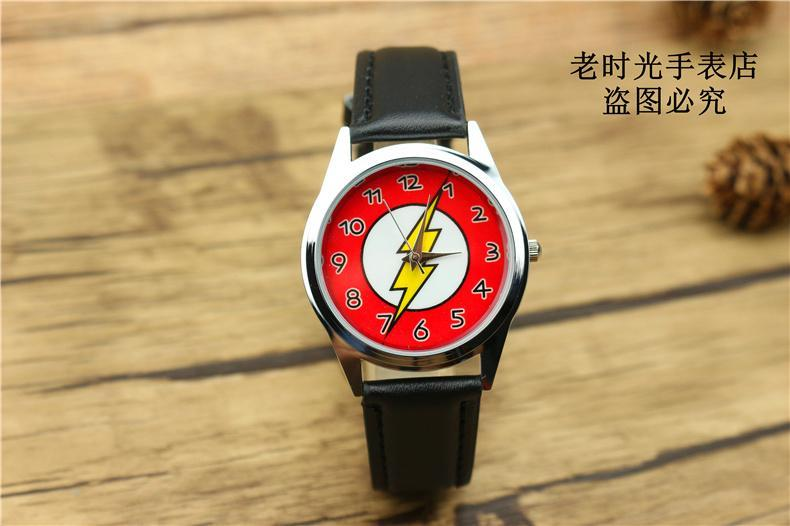 Power Hero Super Kids Watch