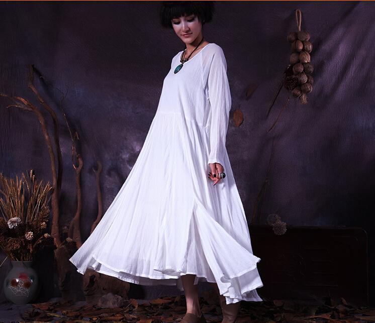 Maternity Style Free Cotton Maxi Plus Size Oversize Loose Boho Beach Cool  Delete product Save
