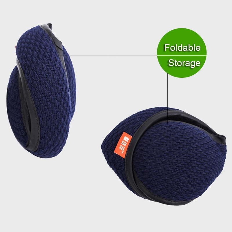 Foldable Winter Earmuffs for Men and Women