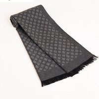 Brand Cashmere Cool Style French European Design Classic Scarves Men