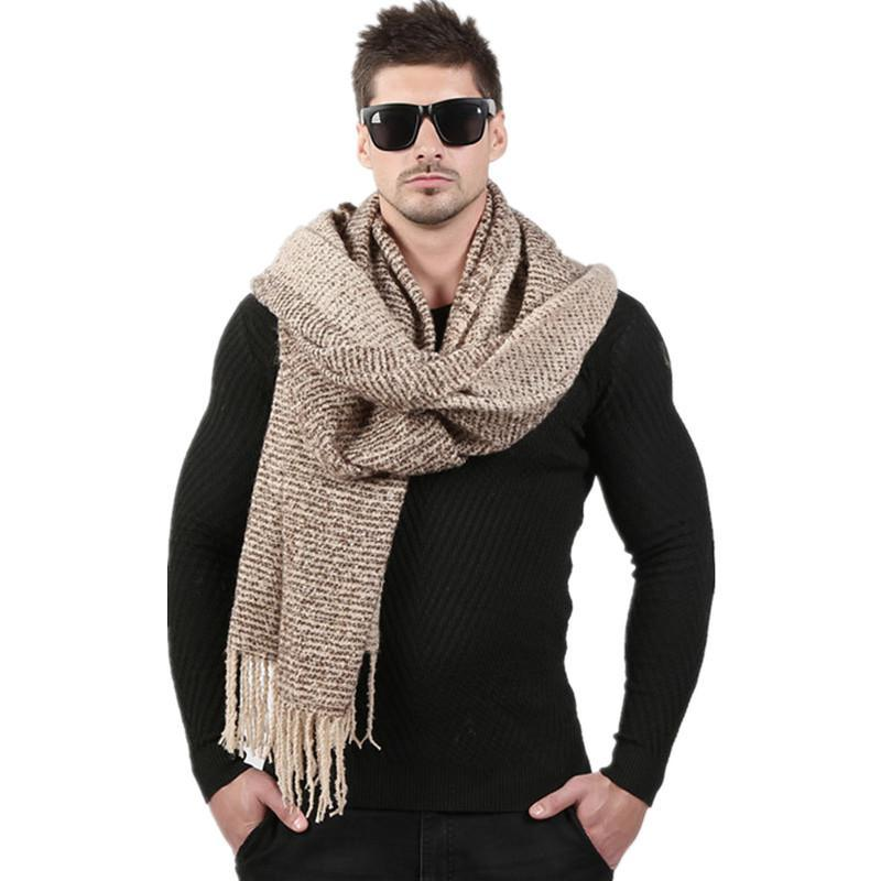 Winter Wool Fashion Scarves
