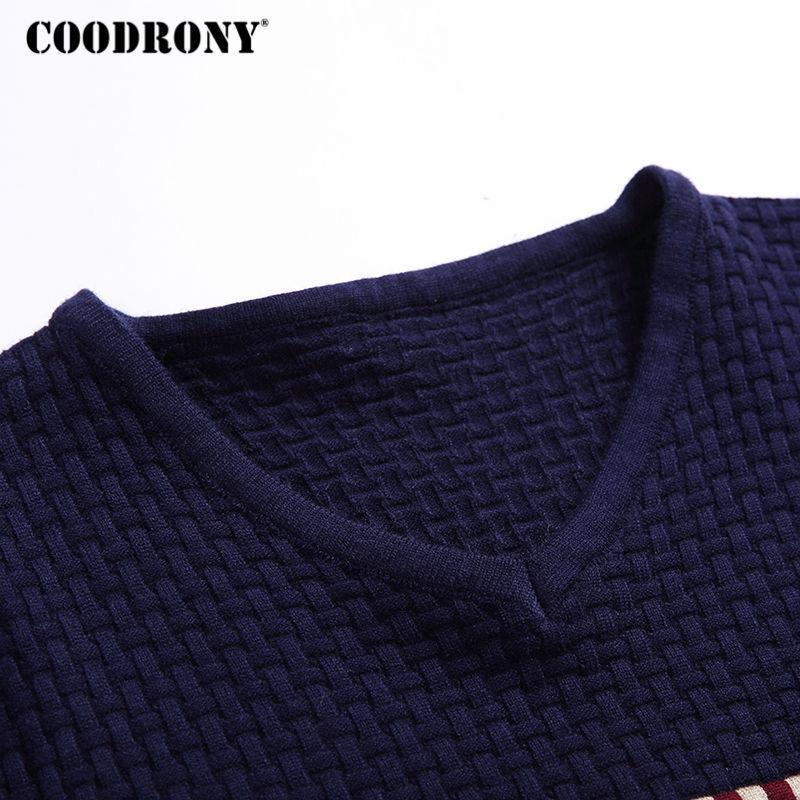French Men Lightweight Slim Fit Sweater
