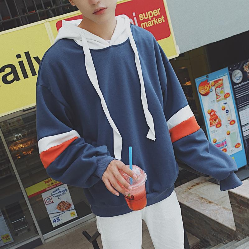 Video Game Harajuku Style Street Oversize Men Loose Japanese Hoodie