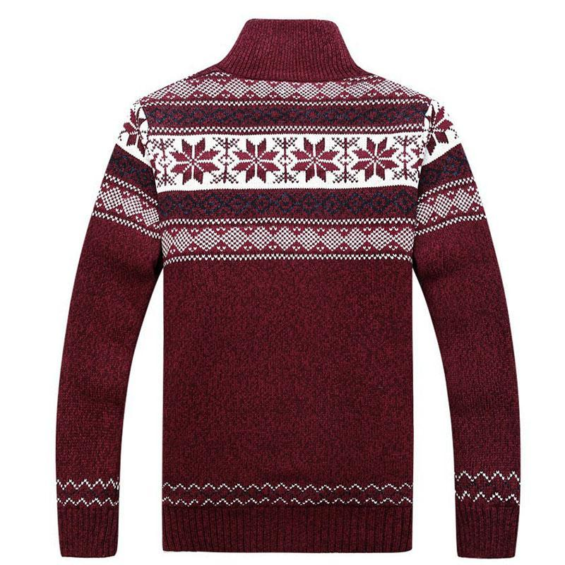 Mr. Gray Holiday Cardigan Sweater