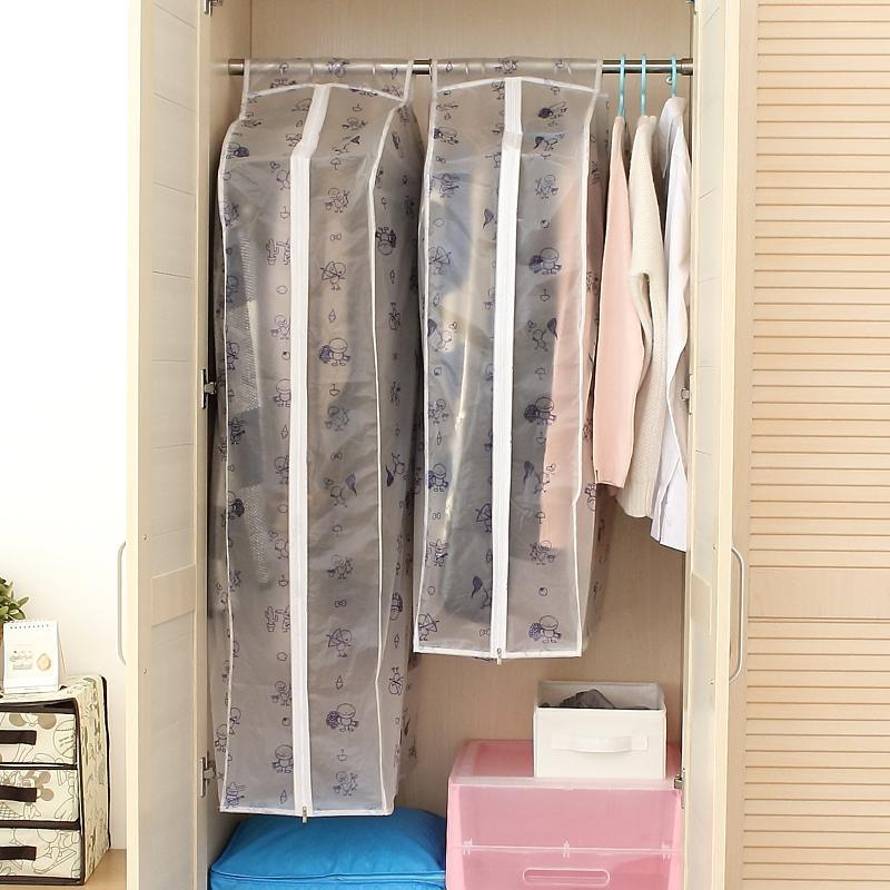 Storage Organizer Holder Hanger Dust Cover Closet Case