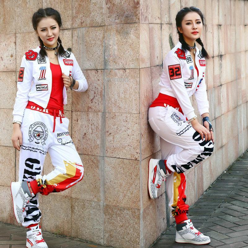 Back Street Dancer Girl Harem Pant