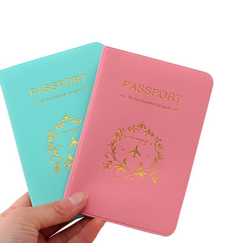 Ticket Credit Card Clean Document Travel Cover Case holder Passport  Delete product Save