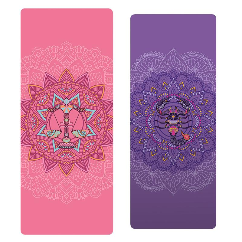 Birth month Horoscope Fitness, Gym Yoga Mat