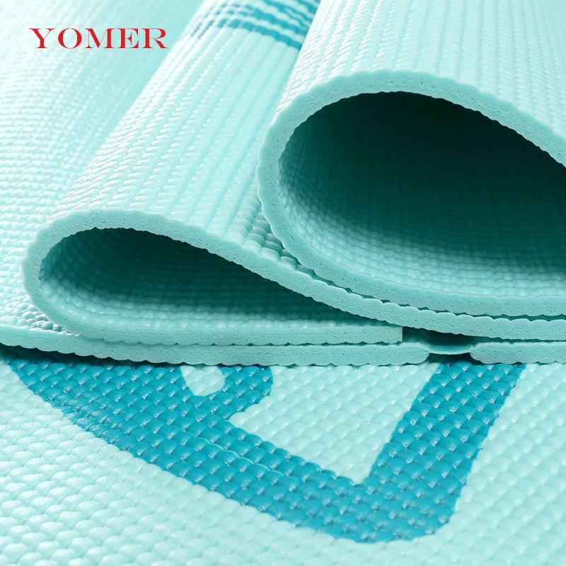 Boho Yogi Easy to Fold Yoga Mats (5mm)