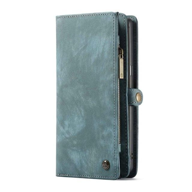 Samsung Galaxy S8 ,S9, S10 plus Leather Wallet Case