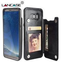 Note Phone S9 Protect Cards Holder Case Protective Wallet Galaxy Samsung