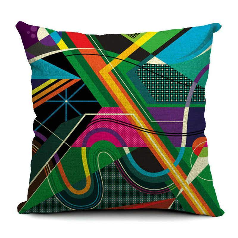 Abstract Art Geometric Pillowcase