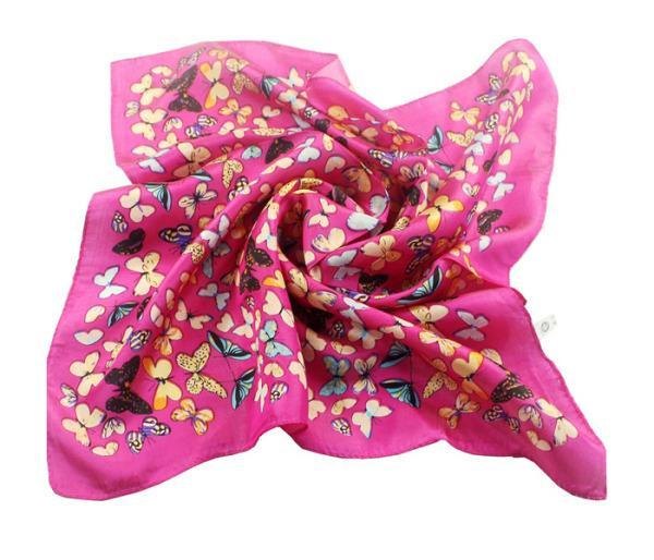 Real Silk Women Scarf