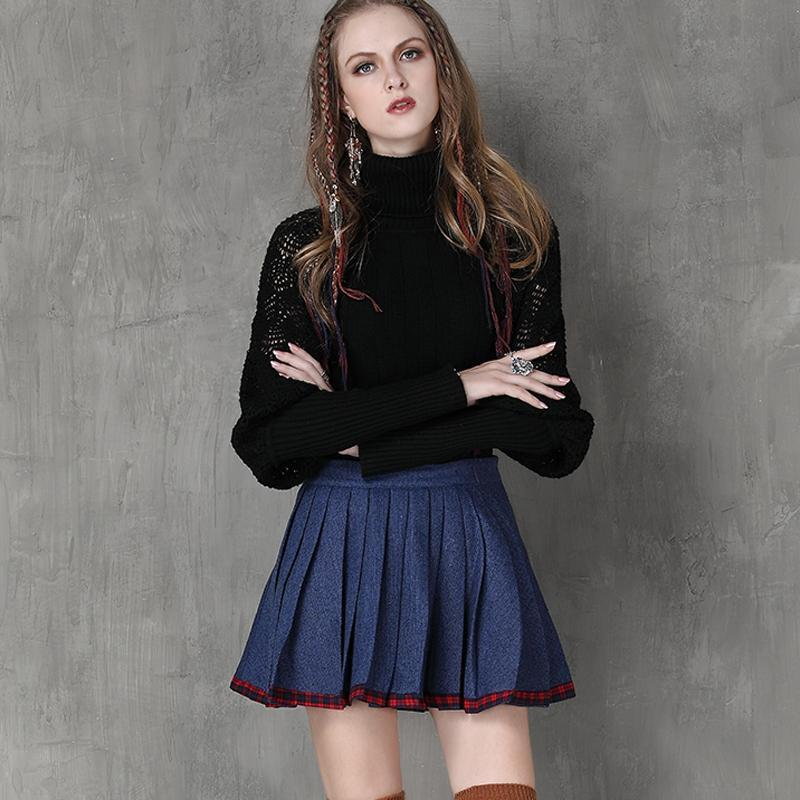 Alicia Turtleneck Knitted Sweater