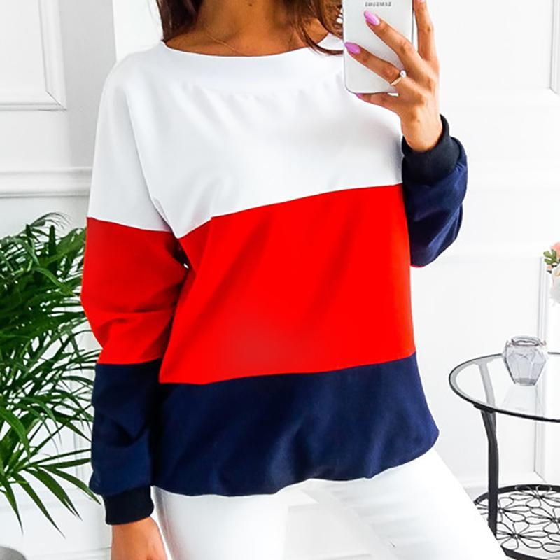Tommy Sweater Strip Strap Spring Light Everyday Cute
