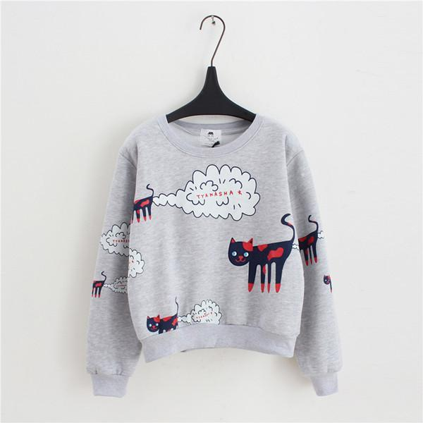 Japanese Dream Cute Sweater