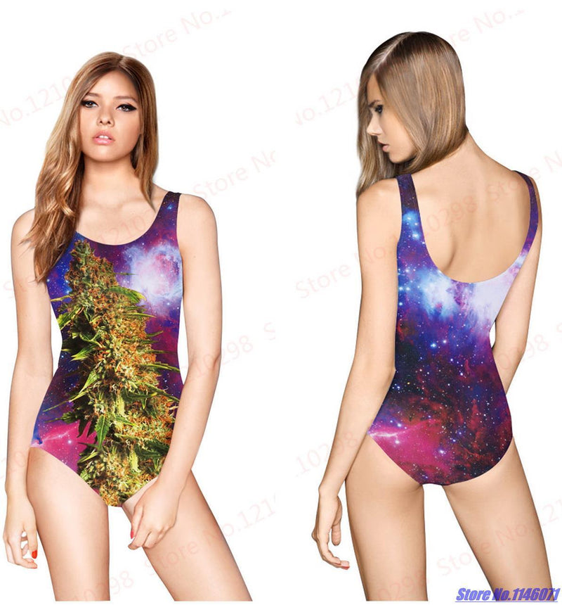 Video Game, Comic Heroes Beach Bikini Bodysuits