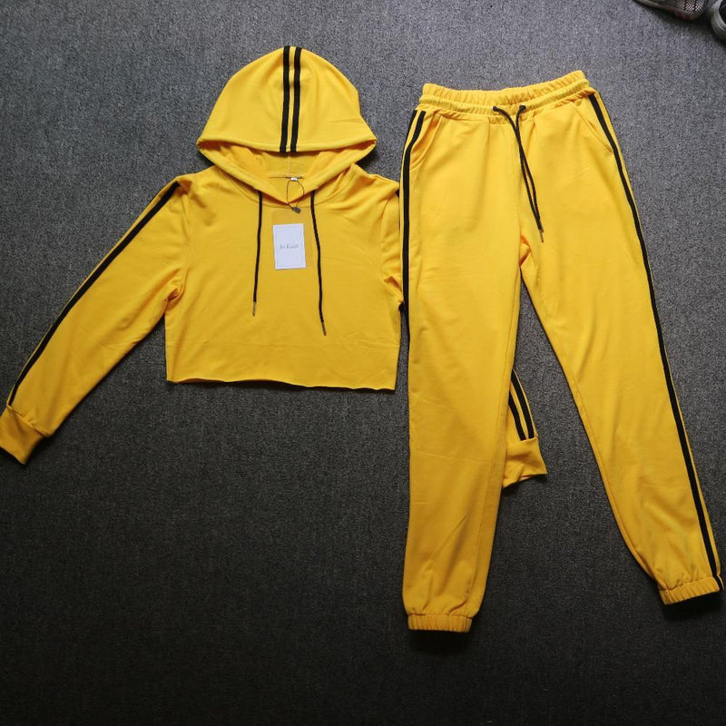 Autumn in Moscow Tracksuit Set