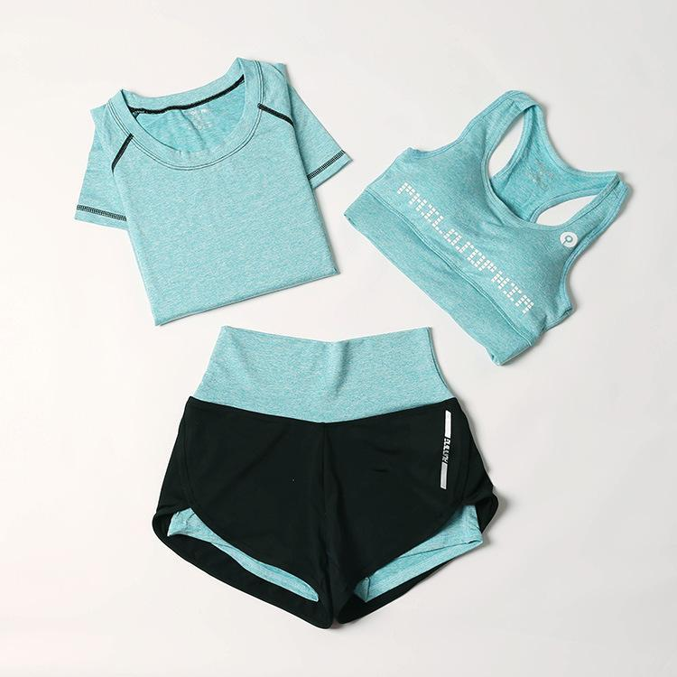 Breathable Exercise Yoga Sport Set