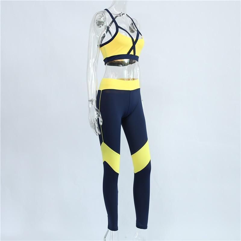 Russian Navy Tracksuits Two Piece Set Sportswear