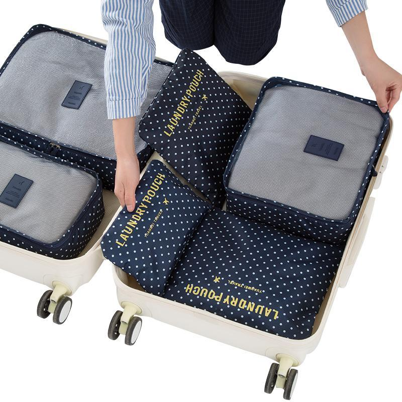 Makeup Toilet Shoes Socks Clothes Organizer Travel Luggage Toiletry Storage Bags