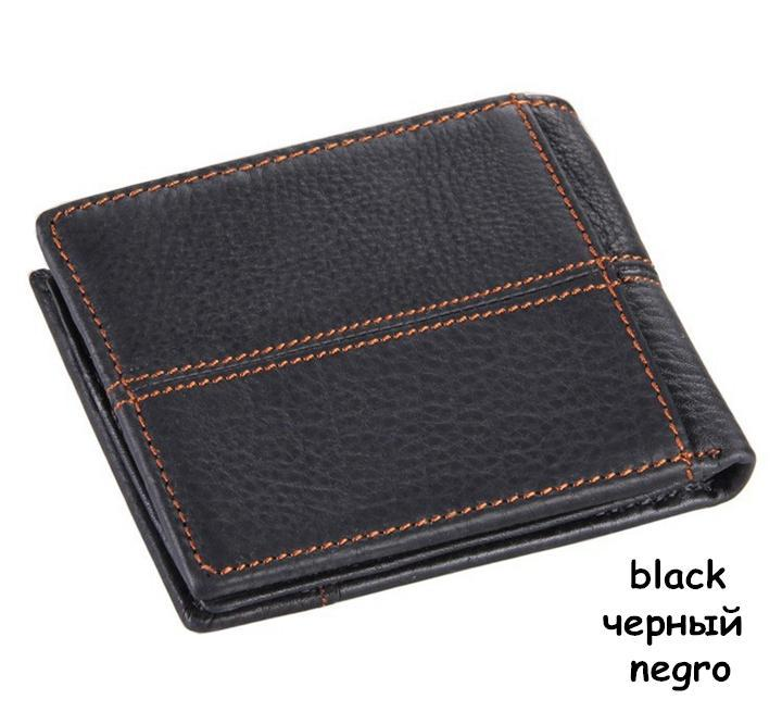 Cowather Genuine Leather Men wallets