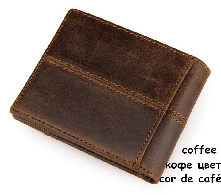 Style Fashion Age Group_Adults Gift Men Purse Wallet Leather
