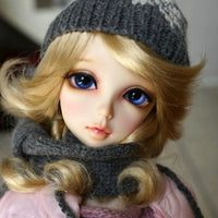 Fairy Big Eye DIY Doll Collection BJD 1/4