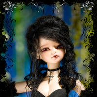 Sleepy Beauty Fairy 1/4 Doll BJD DIY