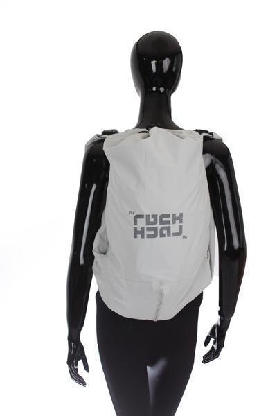 Dual Use Convertible Rain Jacket & Backpack