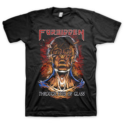 THROUGH EYES OF GLASS TEE