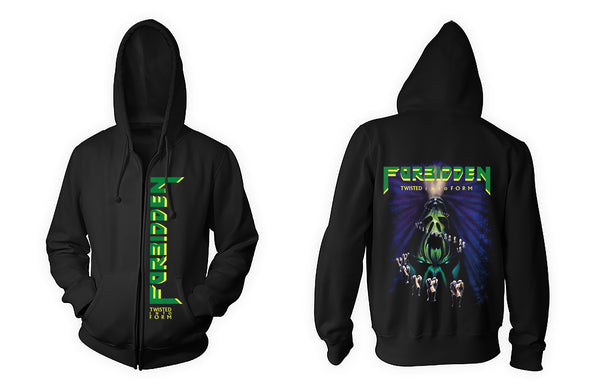 TWISTED INTO FORM HOODIE
