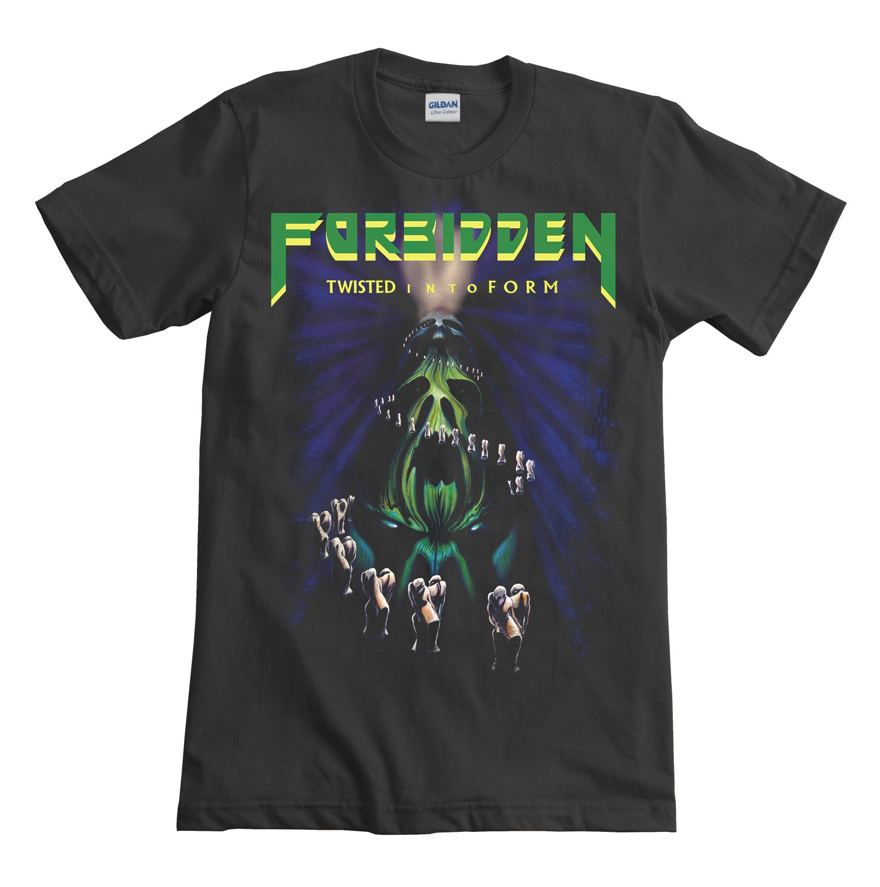 TWISTED INTO FORM ALBUM TEE