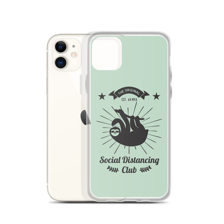 iPhone Case Social Distancing
