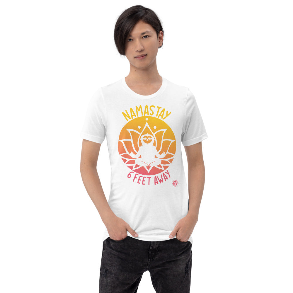 Namastay Sunset Men T-Shirt