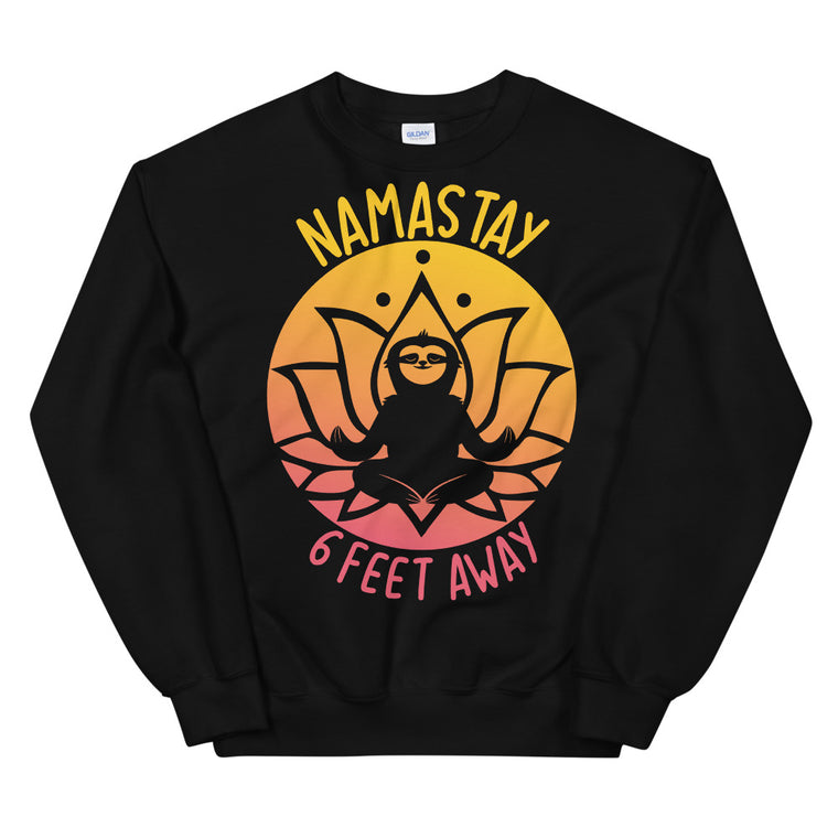 Namastay Sunset Sweatshirt