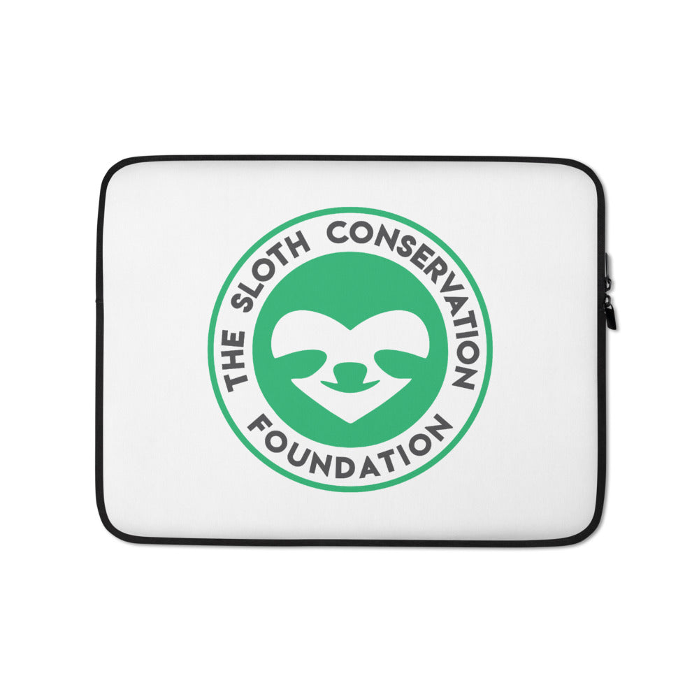 SloCo Logo Laptop Sleeve
